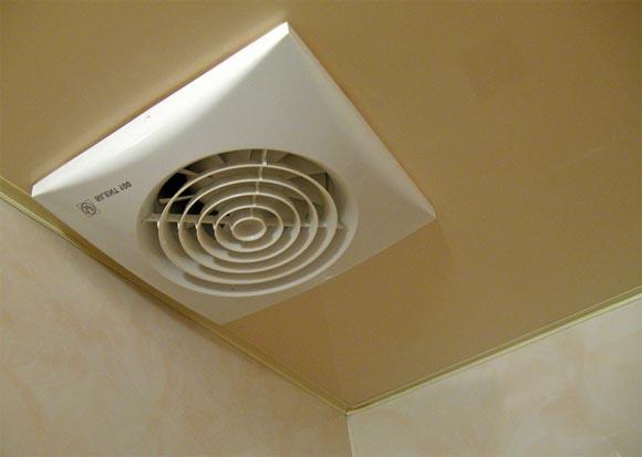 Что важно знать, выполняя монтаж вентиляции в натяжные потолки