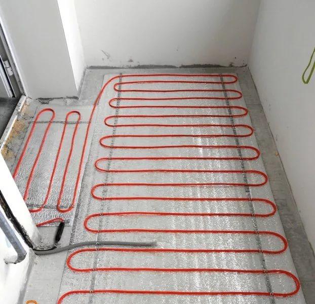 Электрический теплый пол – в каждый дом