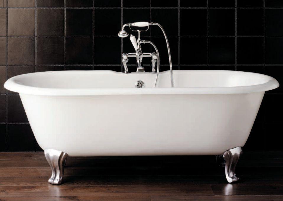 Важнейшие преимущества акриловых ванн над чугунными аналогами