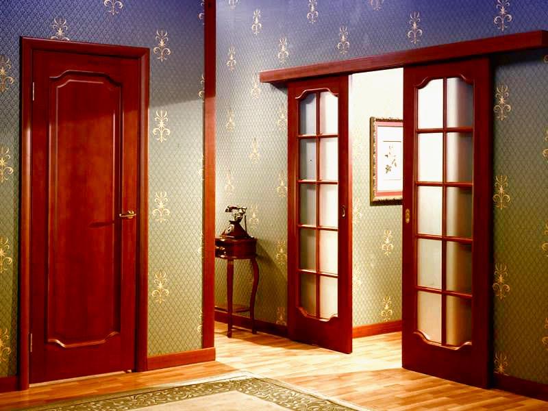 Как выбрать и где купить межкомнатные двери?